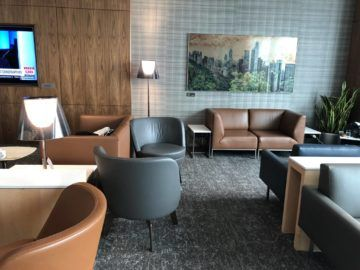 air canada maple leaf lounge vancouver blick lounge