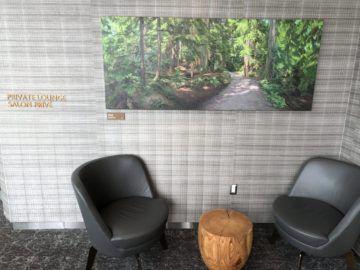 air canada maple leaf lounge vancouver sitzmoeglichkeiten