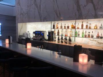 air canada signature suite toronto bar