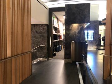 air canada signature suite toronto koffer aufbewahrung