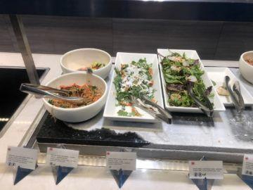 air canada signature suite toronto salat