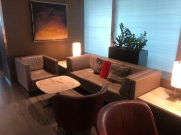 air canada signature suite toronto sofa