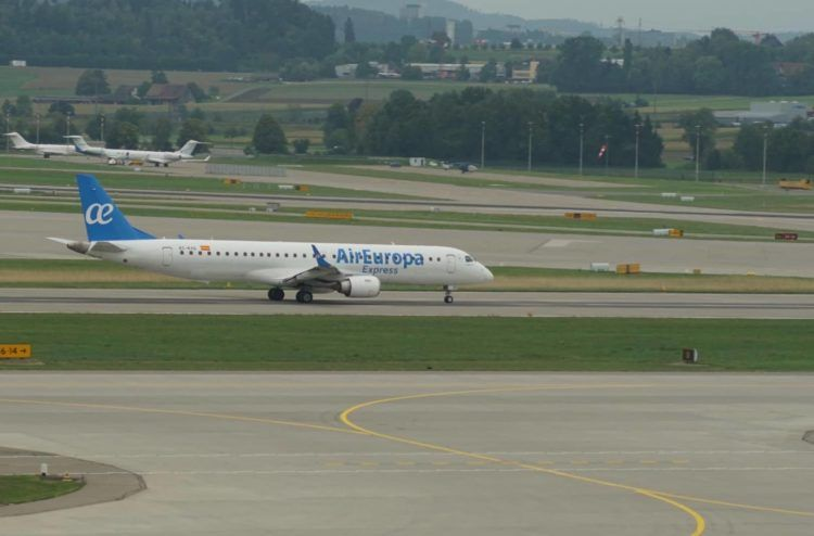 air europa flugzeuge