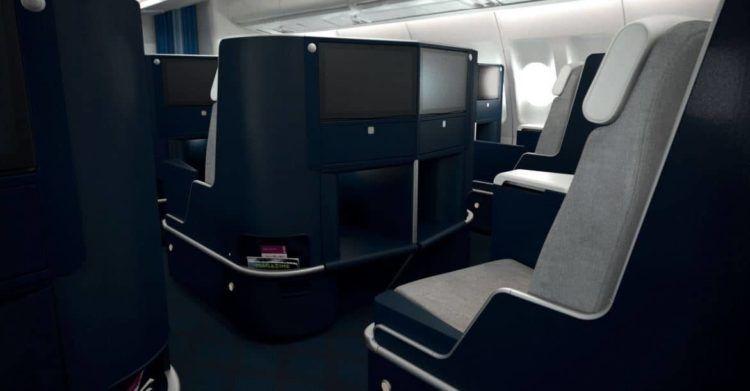 air france a330 neue business class 1