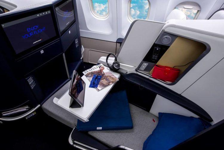 air france a330 neue business class 4