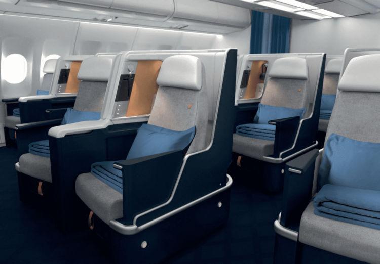 air france a330 neue business class