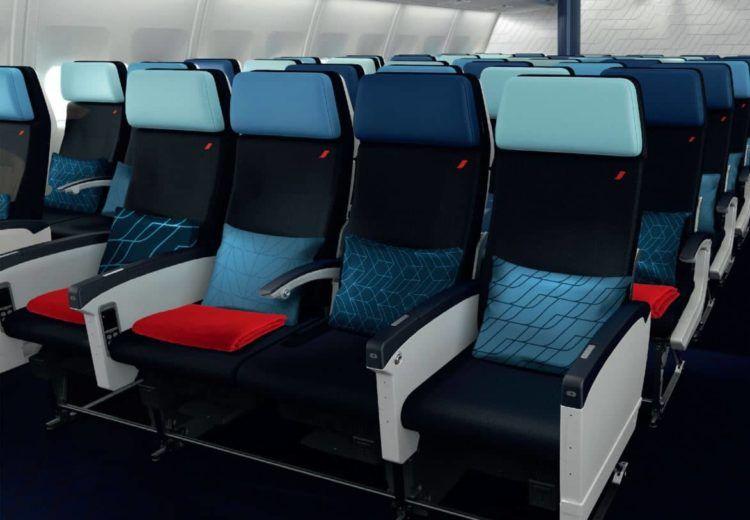 air france a330 neue economy class