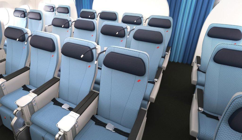 Air France Premium Economy Class im A350 &copy Air France