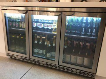 air new zealand brisbane international lounge bier wein