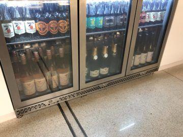 air new zealand brisbane international lounge bier weine