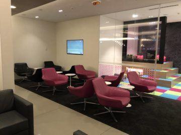 air new zealand brisbane international lounge sitzbereicha