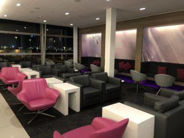 air new zealand brisbane international lounge sitzbereichc