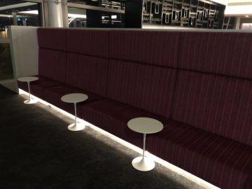 air new zealand brisbane international lounge sitzbereichf