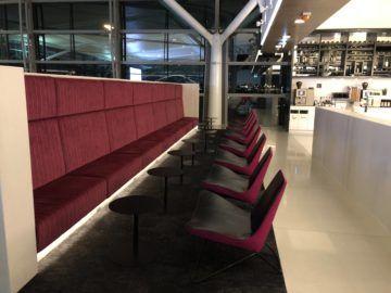 air new zealand brisbane international lounge sitzbereichg