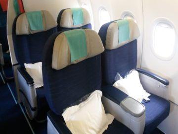 aircalin business class kurzstrecke