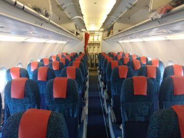 aircalin economy class kabine