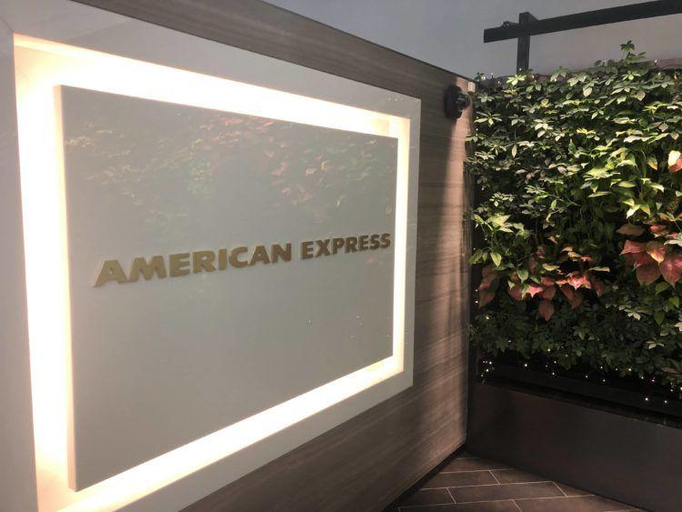 american express centurion lounge hong kong logo