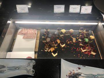 american express centurion lounge hong kong sweets