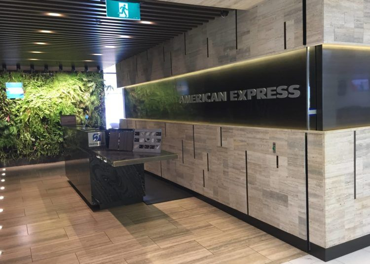 american express lounge sydney