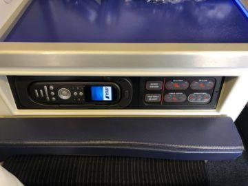 ana business class boeing 777 300 einstellungen sitz controller