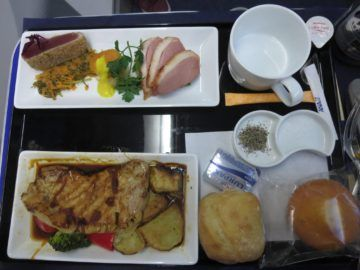 ana business class boeing 787 essen