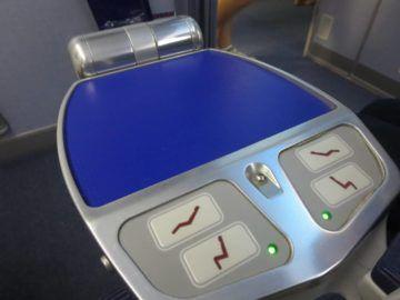 ana business class boeing 787 sitzeinstellungen 1