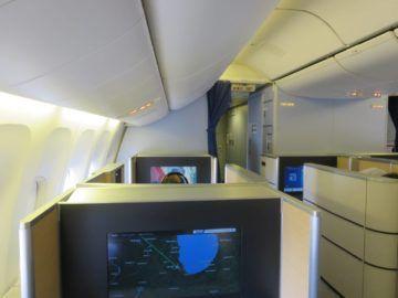 ana first class boeing 777 300er kabine 2