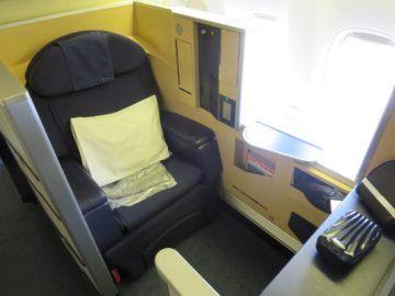 ana first class boeing 777 300er sitz 2