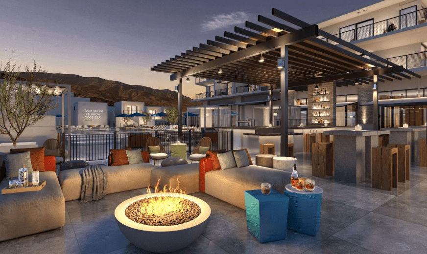 Andaz Palm Springs © Hyatt