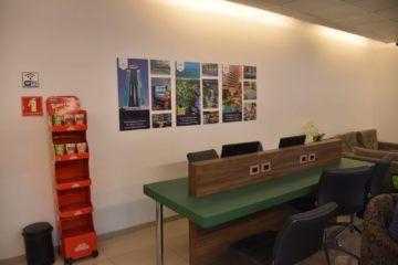 arbeitsbereich mit instantnudeln pontestur lounge recife