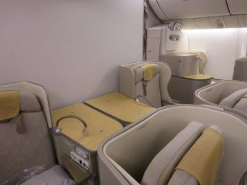 asiana business class smartium boeing 777 kabine 7