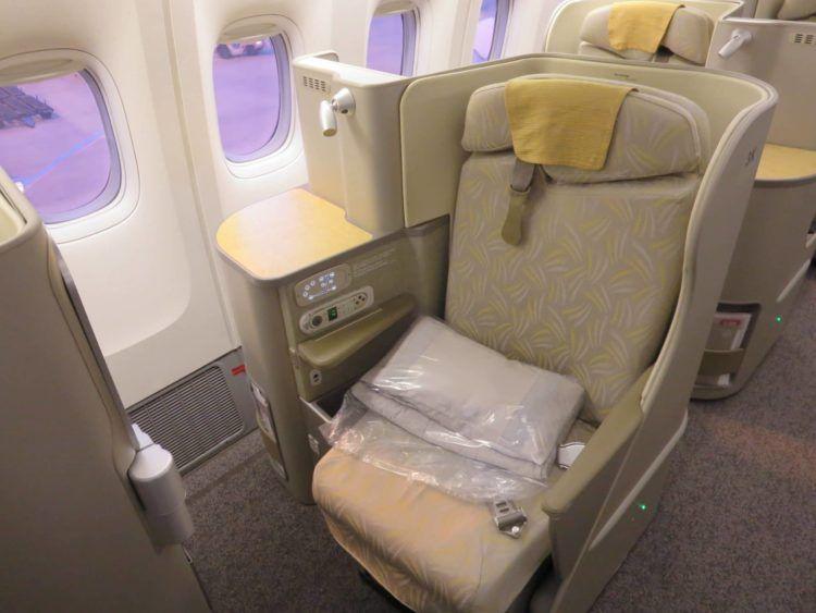 asiana business class smartium boeing 777 sitz 1