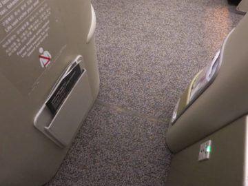 asiana business class smartium boeing 777 staufach 2