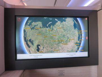 asiana first class a380 flightshow 0