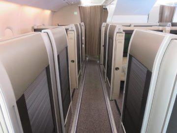 asiana first class a380 kabine 5