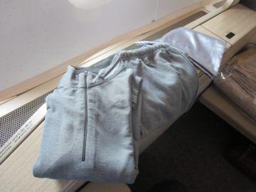 asiana first class a380 pyjama 2