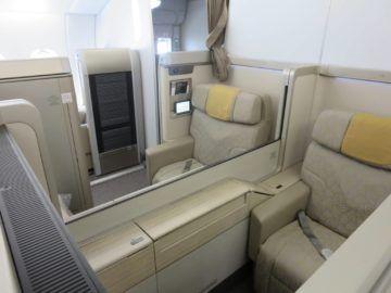 asiana first class a380 sitz 5