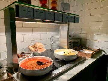 aspire lounge london heathrow terminal 5 buffet 3