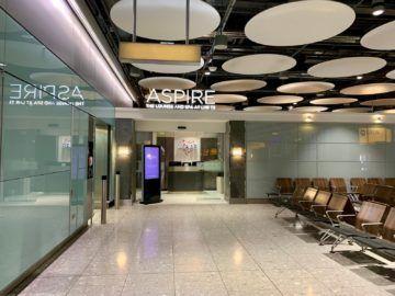 aspire lounge london heathrow terminal 5 eingang 1