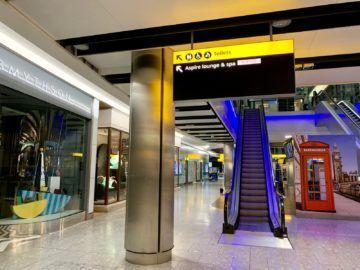 aspire lounge london heathrow terminal 5 wegweiser