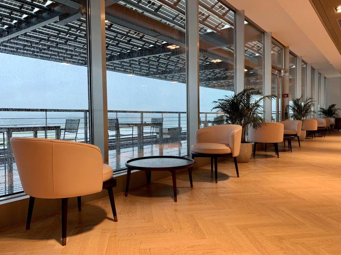 Aspire Lounge E in Zürich