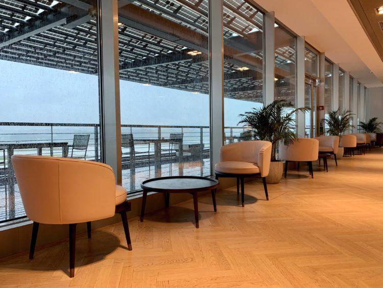 Aspire Lounge Zürich Terminal E