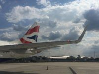 british airways duesseldorf airport