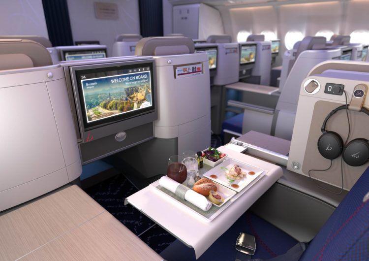 brussels airlines neue businnes class beitragsbild