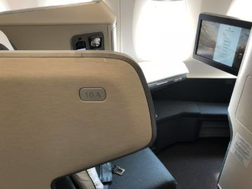 cathay pacific business class a350 1000 sichtschutz
