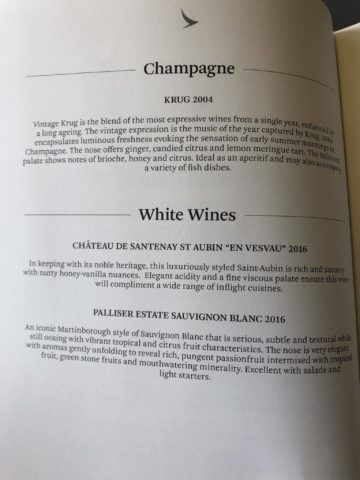 cathay pacific first class boeing 777 300 champagner wein e1535205798154