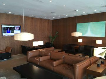 cathaypacific business class lounge londonheathrow hauptbereich2