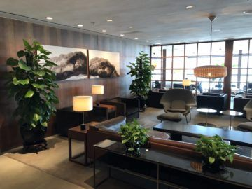 cathaypacific business class lounge the pier hongkong chillecke