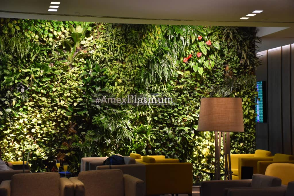 American Express Centurion Lounge Buenos Aires