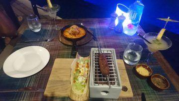 dinner koro